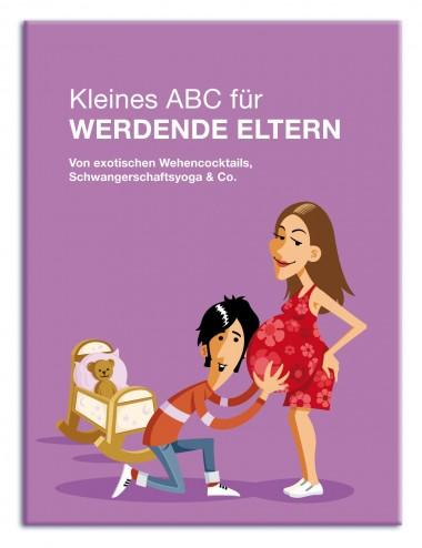 Buchcover von Carsten Knappe Illustration