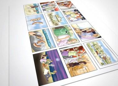 Storyboard Illustrator München