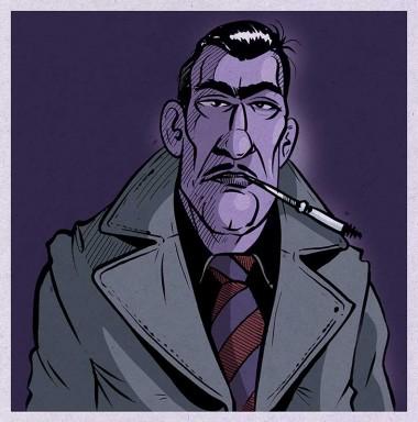 Comic Character Illustration