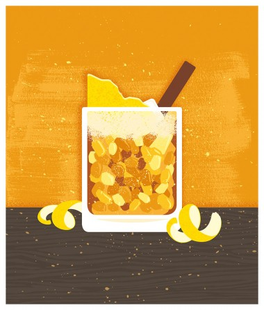 Food and drink illustrator