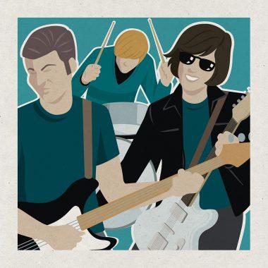 Illustration für Webseite