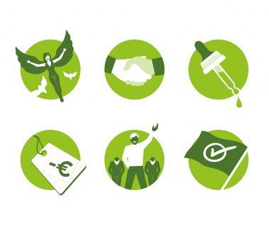 Illustrator für Infografik, Icons und Piktogramme